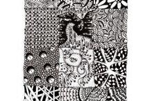 [Drawings] Zentangle