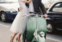 Идеи для свадебного фотосета