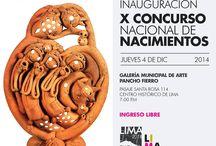 Eventos de Diciembre de 2014 / Eventos, actividades u eventos de carácter turístico en todo el Perú