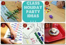 School Holiday Party Ideas