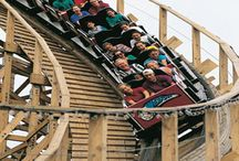Roller Coasters / by Doug Ghering