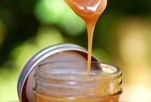 Caramel sauce vegan sugarfree