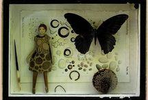create . SHADOW BOX / by Michelle Brand