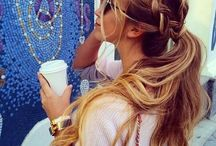 easy hair:)