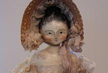 My  work / dolls and art ......www.nicolsayre.com