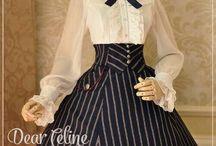 Lolita clothes