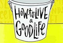 Vivacious Mum How to Live a Good Life Book Club, Daily Life, Personal Development, health, life, Lifestyle, The Good Life http://www.vivaciousmum.com/live-good-life/