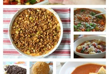 Tailgating Recipes / Recipes for race weekend or game day tailgating