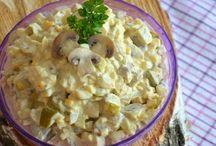 Polskie salatki