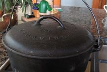 Cast Iron & Cooking
