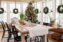 Christmas decor / by Myra Moody