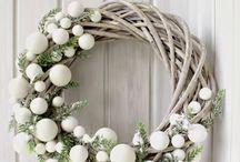 Weihnachten in weiß und grün!