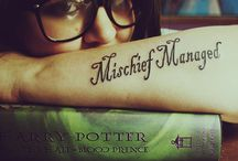 Harry Potter Tattoos / Potter-themed tats — from the amazing to the just plain bad.