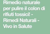 pulire colon in modo naturale