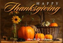 THANKSGIVING / SHARE GRATITUDE