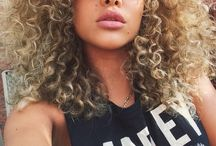 Curly hair inspirations