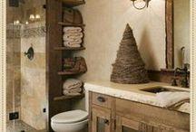 Bathroom for a fairy))