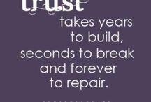 words of wisdom  / by Jessica Haukap
