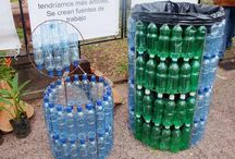 reciclado de botella