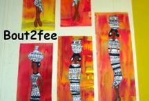 Afrika thema