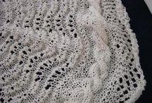 lace bits/stitch patterns
