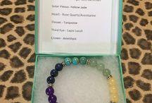 Made of Precious stones bracelet. / Handmade..Made of Precious stones bracelet.