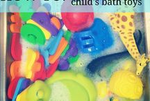 keeping kid friendly clean