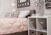 Teen fashion bedroom