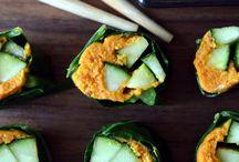 Vegan Boxed Lunch Ideas