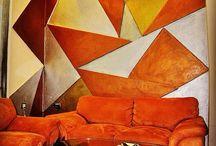 MABUL Muros en relieve / Decora tus espacios, utilizando tus muros para hacer una obra de arte,