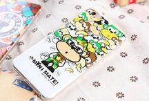Mini Mates - Cartoon Animal iphone Cases