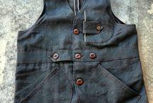 My style - Vests