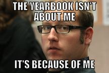 Yearbook Inspiration
