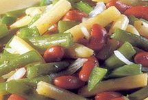 kfc bean salad