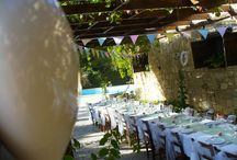 Private and intimate wedding / Our lovely wedding venue in Cyprus, perfect setting for private and intimate wedding parties.