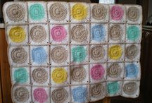 Blankets, borders / free patterns