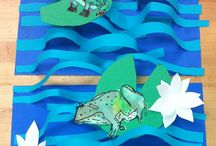 Themes: Frogs