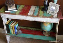 furniture / by Kimberly Shetron