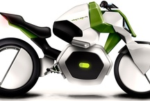 rStream electric motorcycle concept / rStream electric motorcycle concept