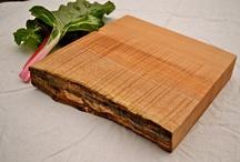 ungewöhnliche Sachen aus Holz!