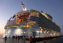 Круизные лайнеры (Cruise ships) / Круизные лайнеры