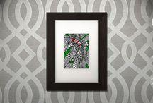Vincenzo Pazzi Art Collection / Art Collection on Canvas - Raccolta di Opere su Tela di Vincenzo Pazzi - vincenzopazzi.com/ - #art #design #acrylic #ink #canvas #milan #italy