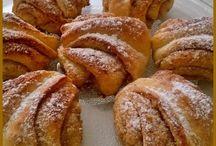orechovo škoricové koláče