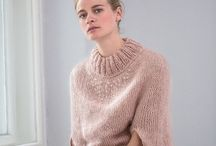 Knitting Ponchos, Capes