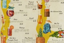 Carribiean drinks