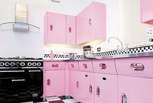 50s kitchen / My retro kitchen