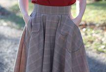Idéer kjol