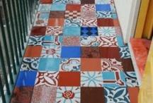 vloeren mozaiek