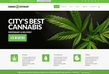 Dispenary Websites / Cannabis Dispensary Websites