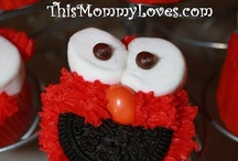 Cupcakes, cakes, cakepops and cool cookies / by Christiane Charbonneau